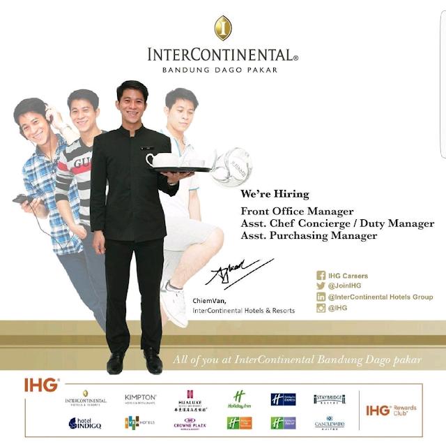 Lowongan Kerja Hotel di Bandung