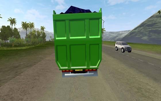 mod truck bussid hino 500 c9 dump
