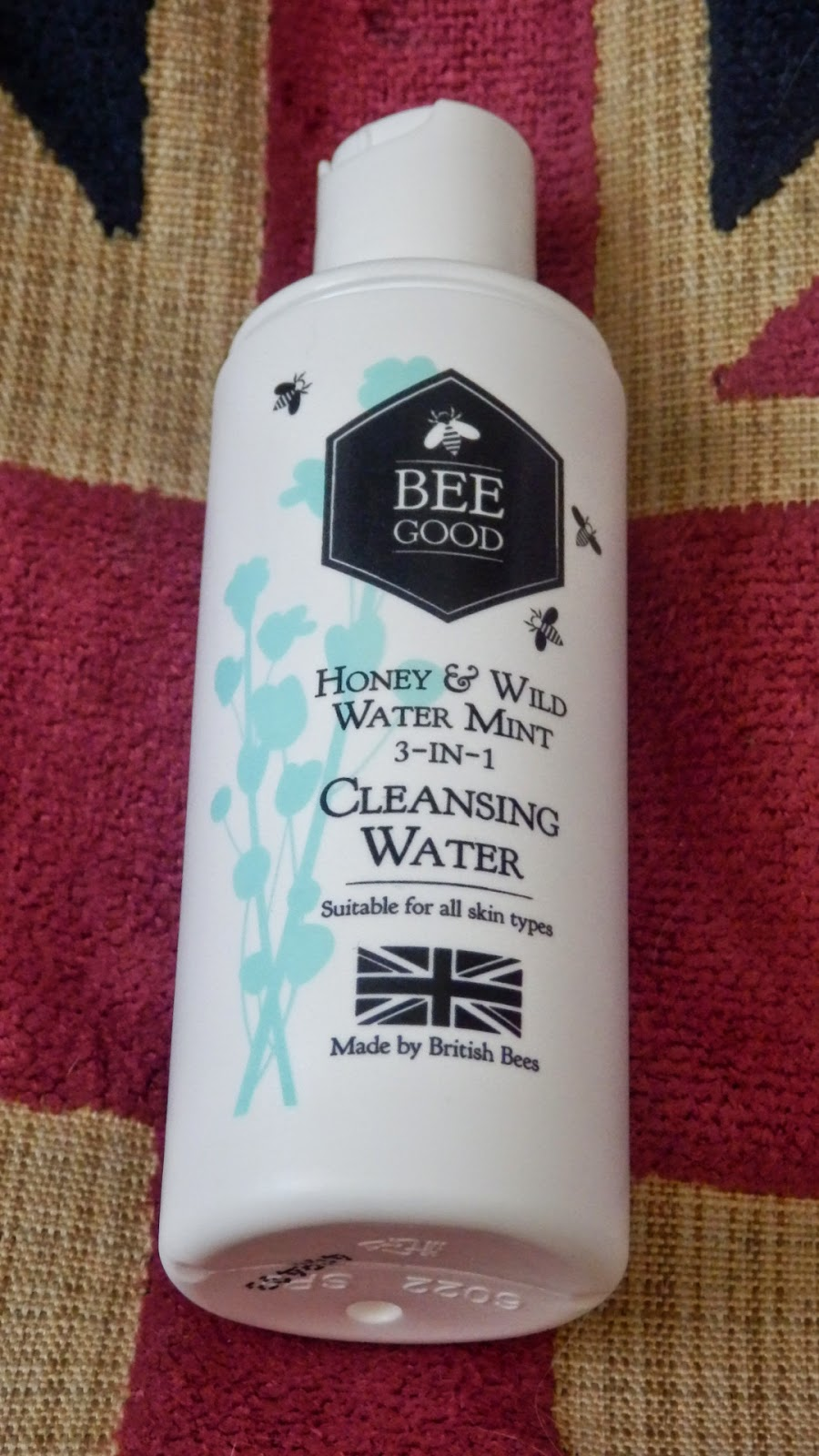 Bee Good Honey & Wild Water Mint 3 in 1 Cleansing Water