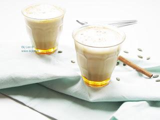 Koffie met pompoen