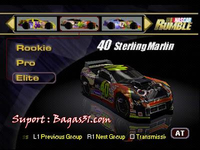 Nascar Rumble Game - BAGAS31.com