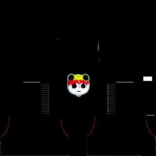 Kaos Dream League Soccer Distro Kickout Panda