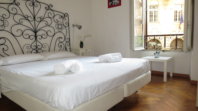 Room Villa Borghese Guest House