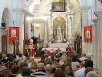 Sv. Petar i Pavao procesija fjera Supetar slike otok Brač Online