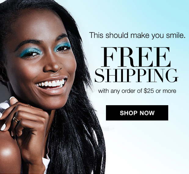 Avon Free Shipping on $25 March 2016