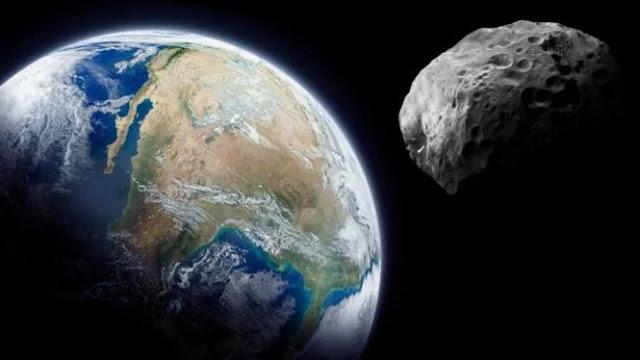 Asteroid Benda Langit yang Ancam Makhluk Bumi