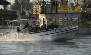 ارتفاع حصيلة ضحايا غرق العبارة في الموصل إلى مئة شخص