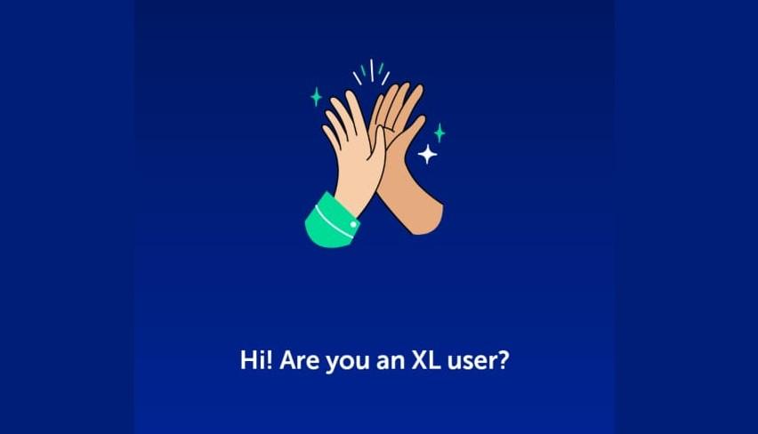 login aplikasi my XL