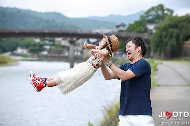 伊勢でお誕生日ロケーション撮影
