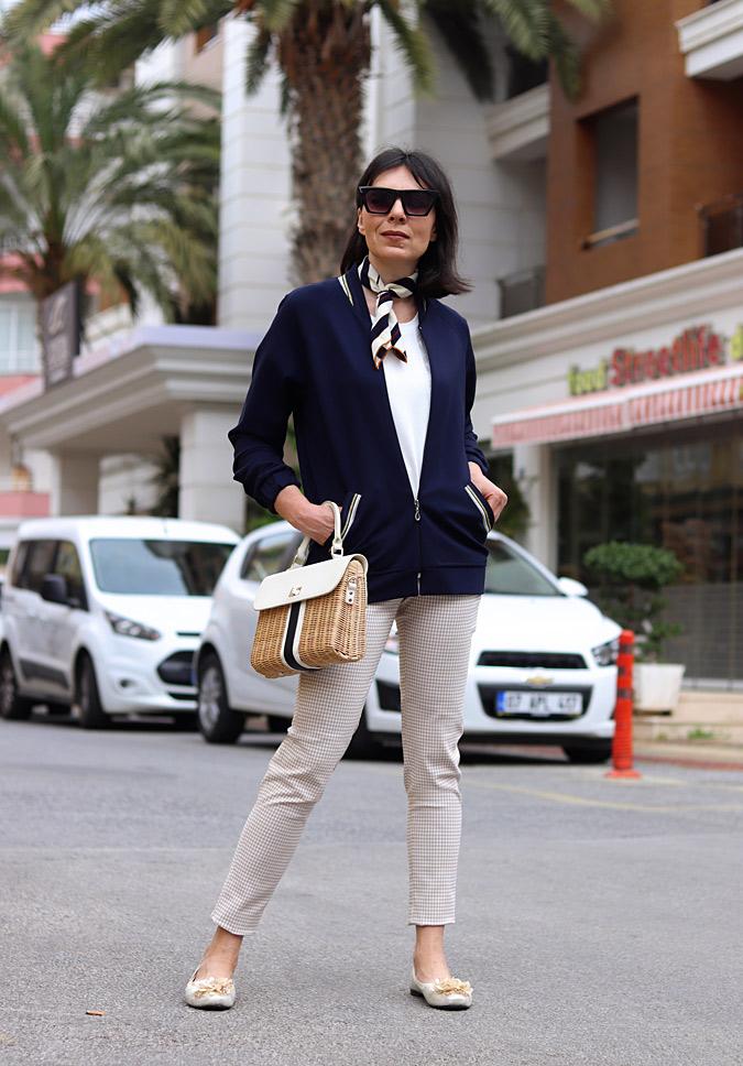 codzienna elegancja stylizacje minimalissmo