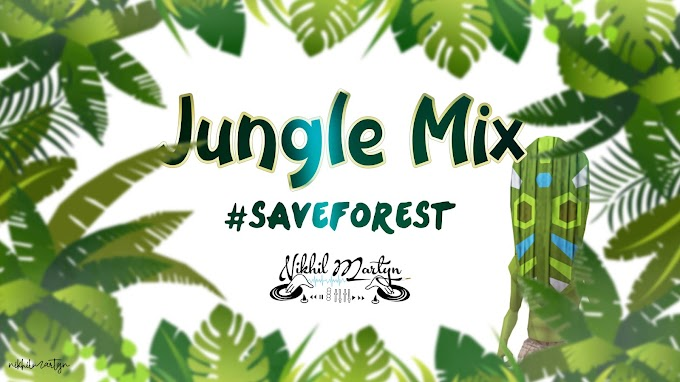 JUNGLE TRIBE || ORIGINAL MIX || DJ NIKHIL MARTYN