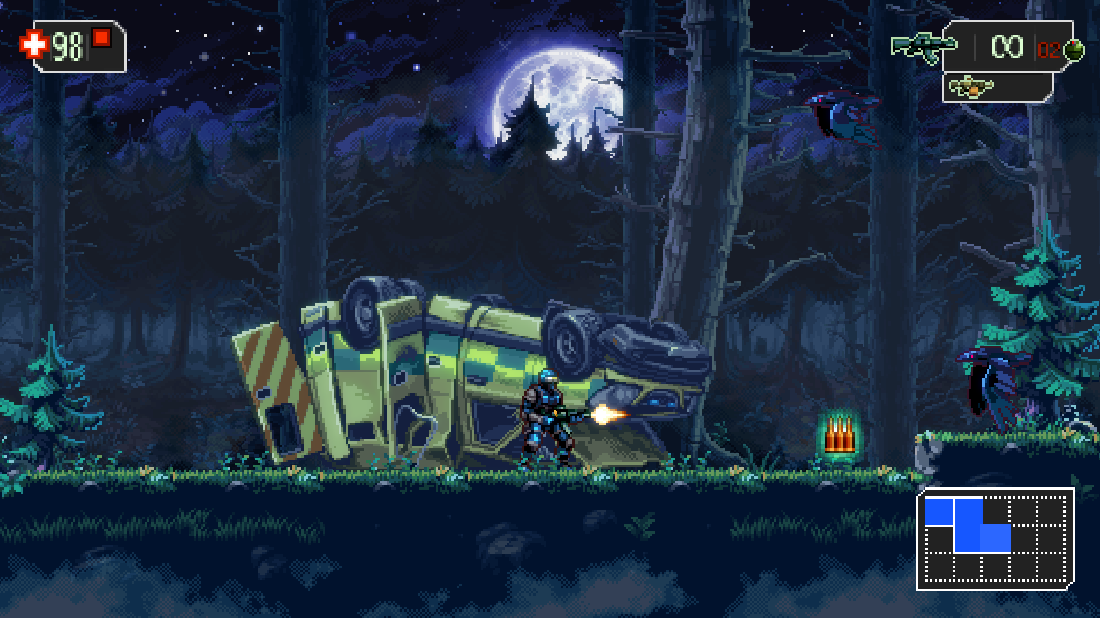 the mummy demastered first area the forest featuring some of the best pixel