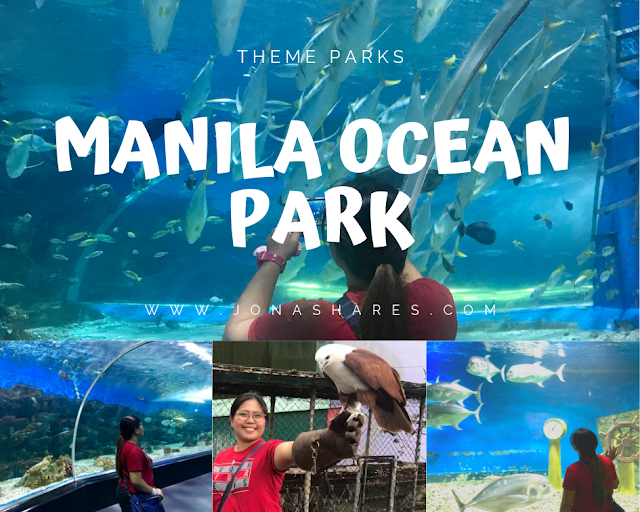 One fun day at Manila Ocean Park, Metro Manila, Philippines