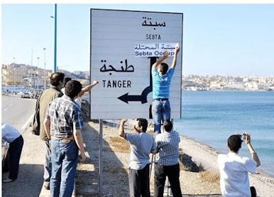هذا موعد  استرجاع المغرب لسبتة ومليلية التفاصيل....