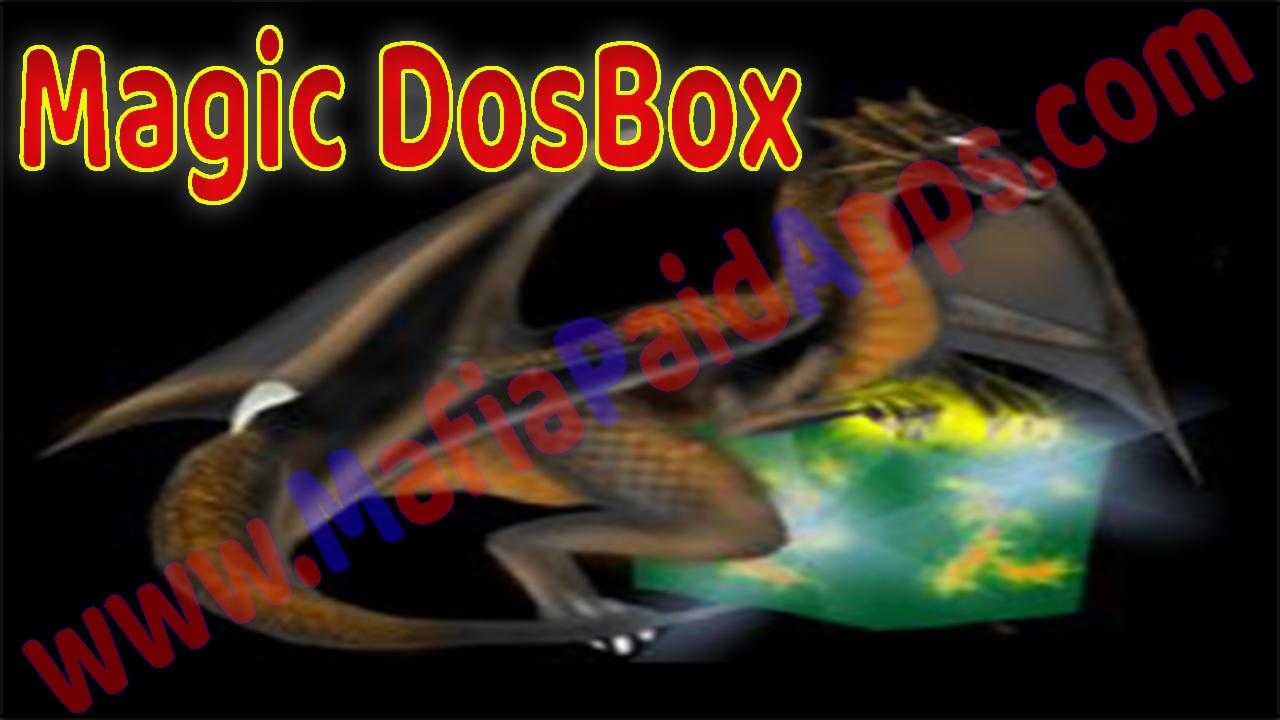 Magic DosBox v1 0 61 Apk for Android | MafiaPaidApps com | Download