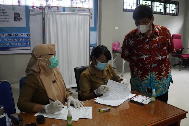 Staf Ahli Gubernur Sumut : Penanganan Covid-19 Kota Tebingtinggi Berjalan Cukup Baik