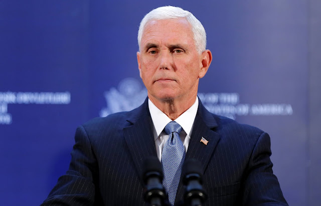 USA vice-president Mike Pence expected to attend Joe  Biden's inauguration on January 20,2021