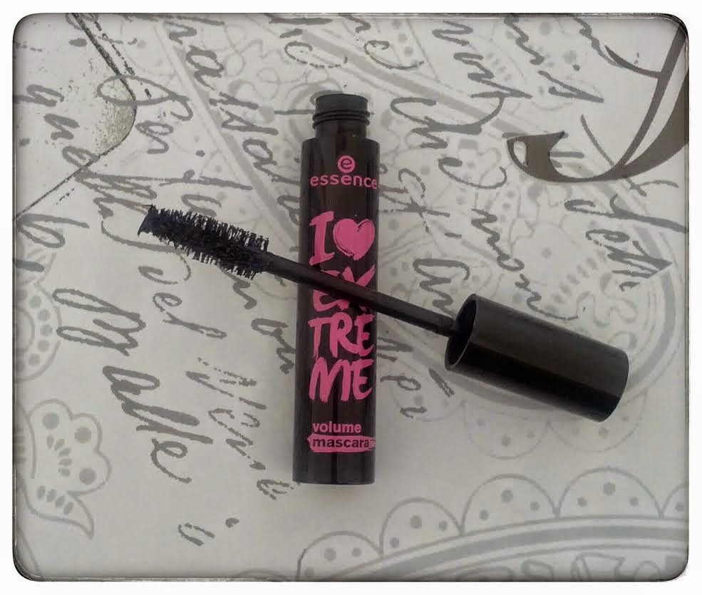 Test du Mascara I ♥ Extreme de Essence