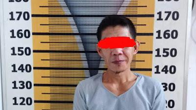 LAGI, Pemilik Sabu di Tebingtinggi Ditangkap, Kali Ini Barbut Simpan di Lemari Kamar