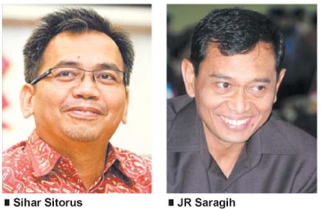 Orang Batak Urutan Terkaya Calon Kepala Daerah: Sihar Sitorus Rp.350,8 M, JR Saragih Rp.63,8 M