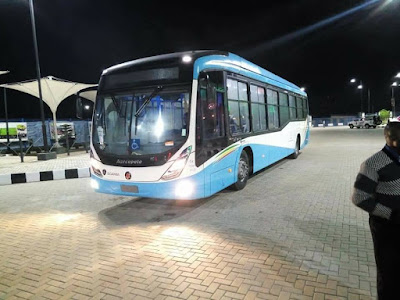 Lagos New BRT Buses: Analyzing The Facts and Figures - Photos