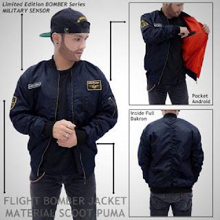 Jenis Bahan Kain Scott Puma Untuk Pembuatan Jaket Yang Paling Bagus