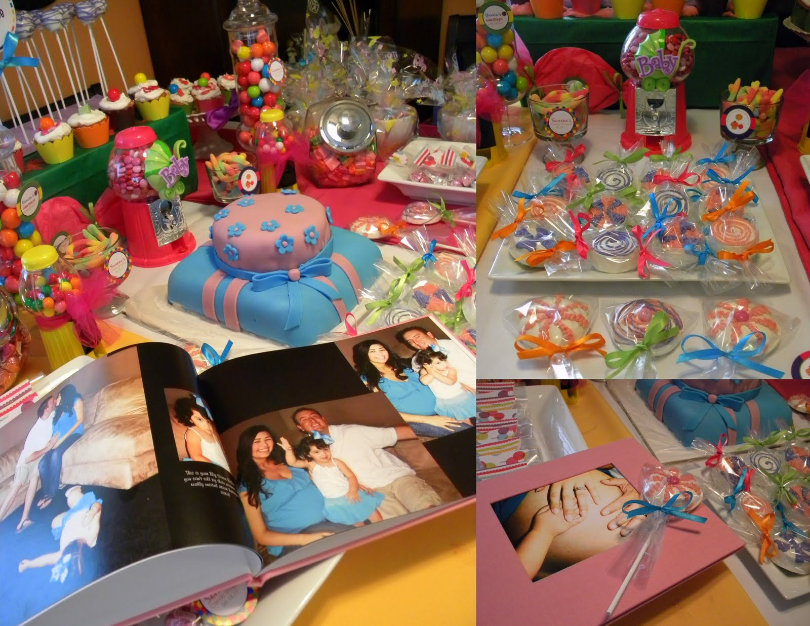 MKR Creations: Candy Shoppe Baby Shower Theme