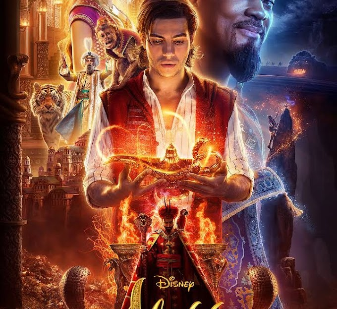 [MOVIE] ALADDIN (2019) MP4