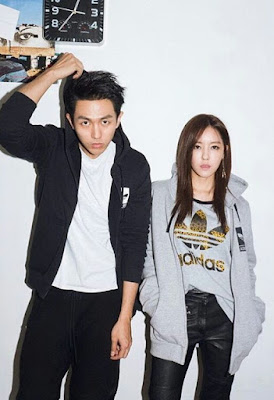 Hyomin T-ara 2am seulong Adidas 2016