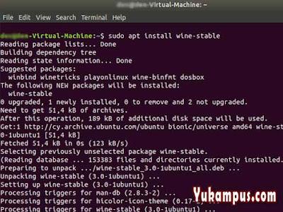 cara install metatrader di ubuntu