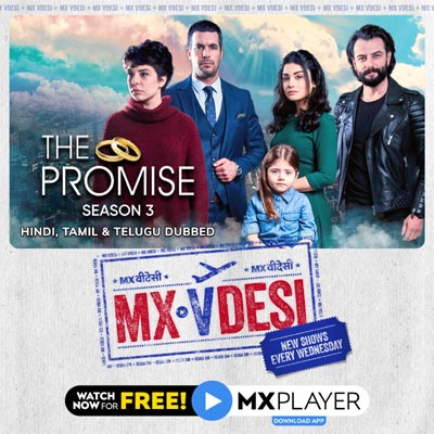 The Promise Season 3