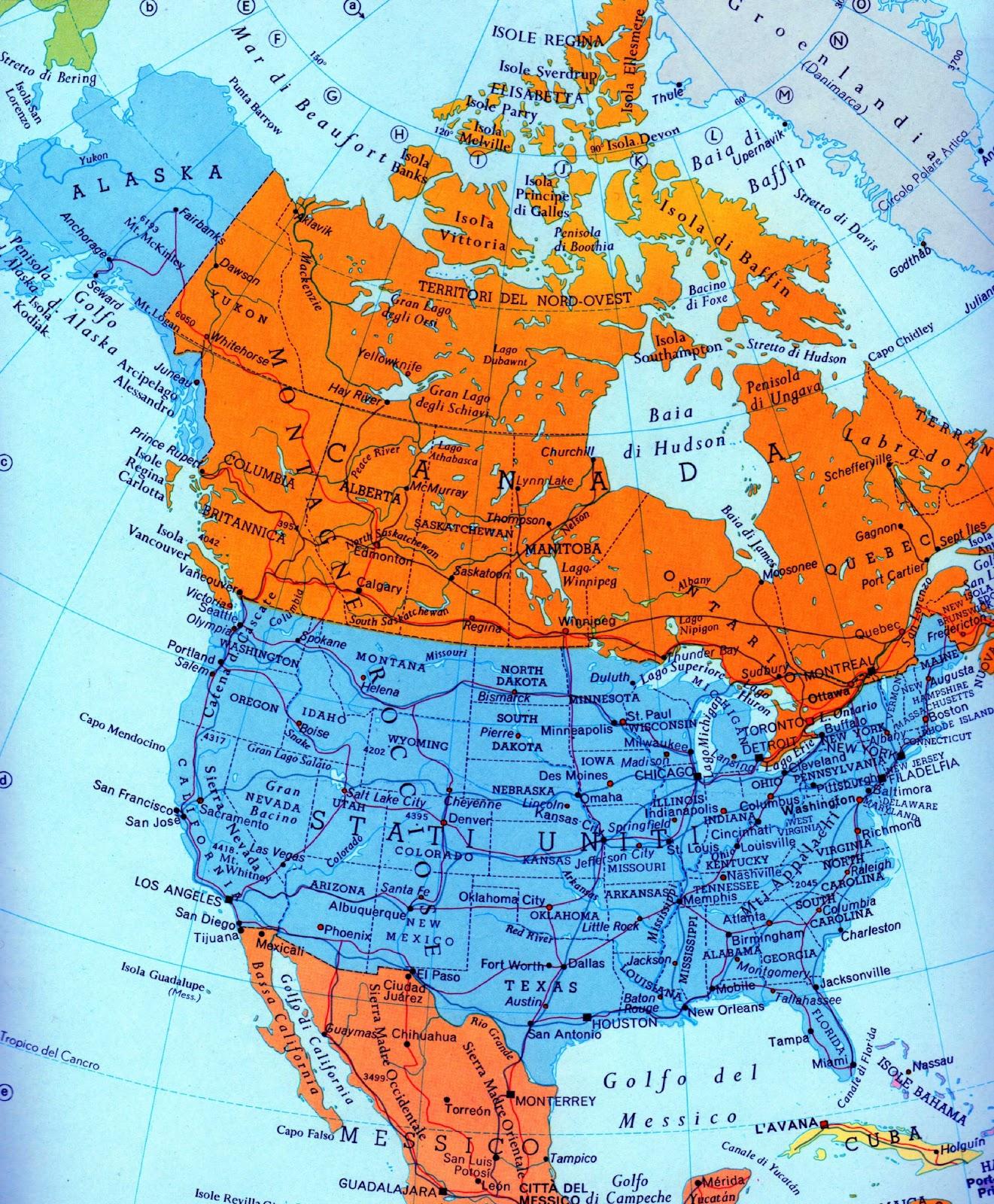 Cartina Geografica Usa Politica.Economia Economia Politica 1 Nel Mondo Occidentale Dal 1900 Al