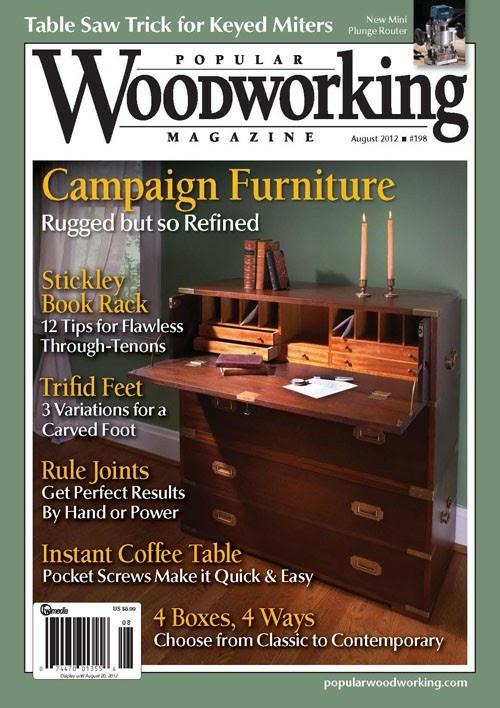D C Metal Designs Popular Woodworking Magazine
