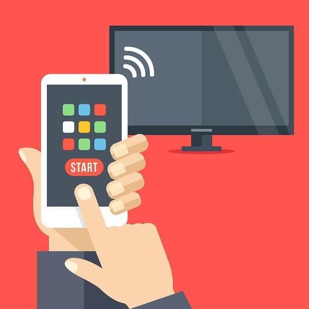 WiFi universal remote