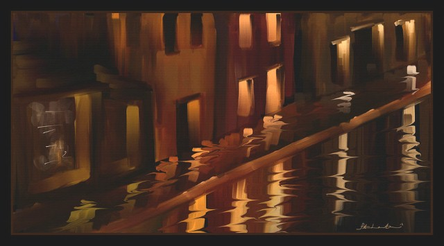 Цифровые картины. Steven Lebron Langston 14