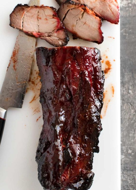 Char Siu (Chinese Barbecue Pork) #recipes #chineserecipes #food #foodporn #healthy #yummy #instafood #foodie #delicious #dinner #breakfast #dessert #lunch #vegan #cake #eatclean #homemade #diet #healthyfood #cleaneating #foodstagram