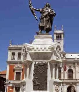 памятник графу Педро Ансуресу