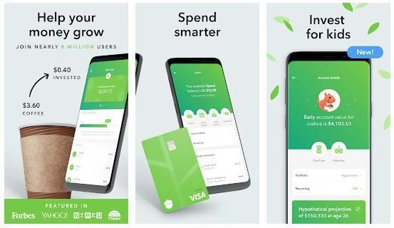 Acorns Best Investing Apps For Beginners in 2020
