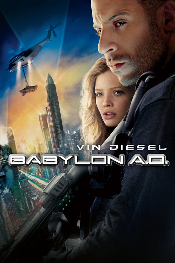 Babylon A.D. (2008) ταινιες online seires oipeirates greek subs