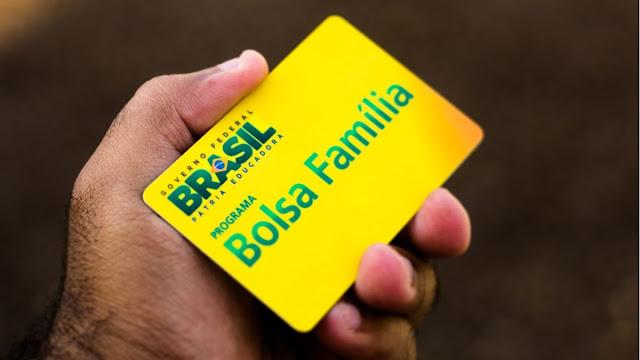 Bolsa Família por Bolsonaro