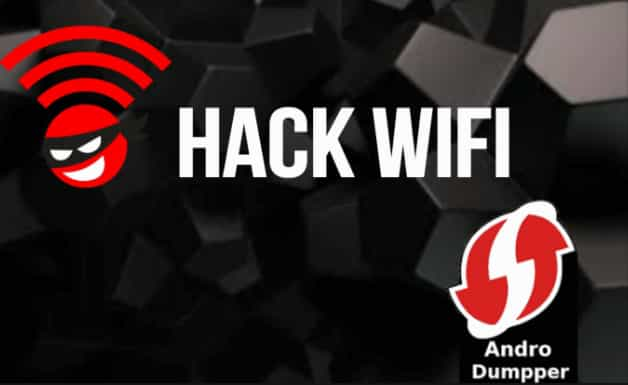 Cara hack wifi di semua android tanpa root menggunakan AndroDummper