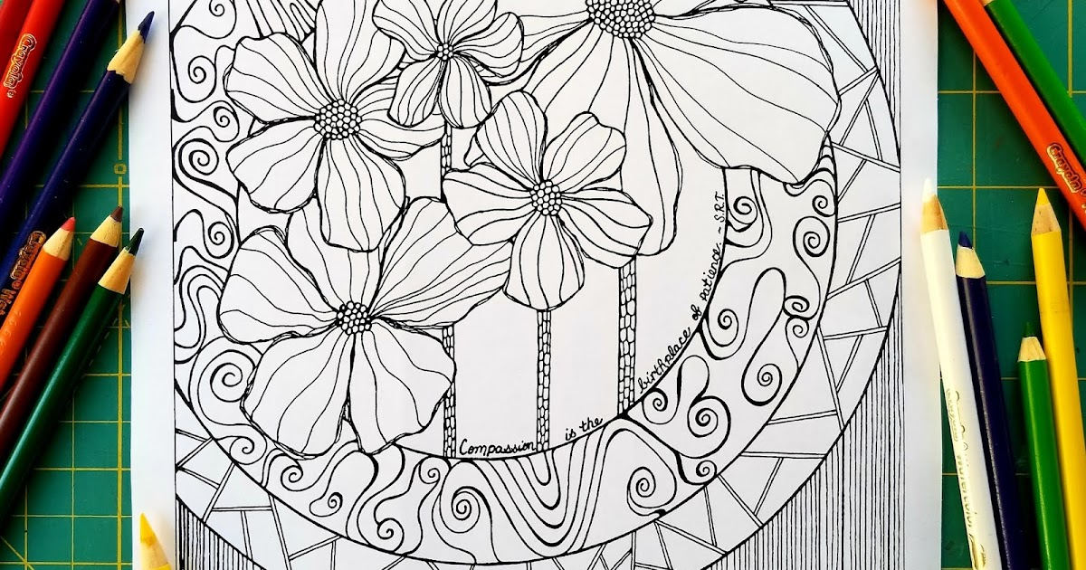 Have Color Will Travel Free Coloring Page