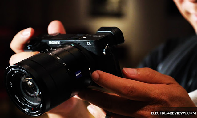 Sony A6400 touts increased autofocus and object monitoring