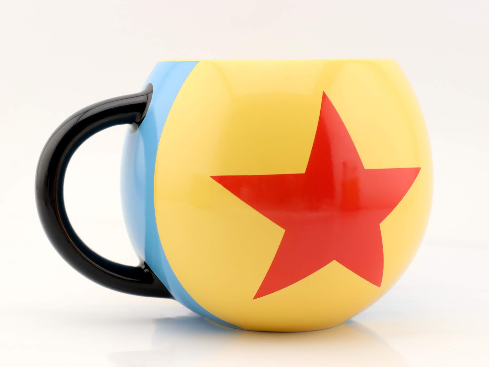 disney pixar ball mug