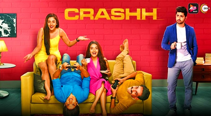 Crashh (Crash) Web Series Review