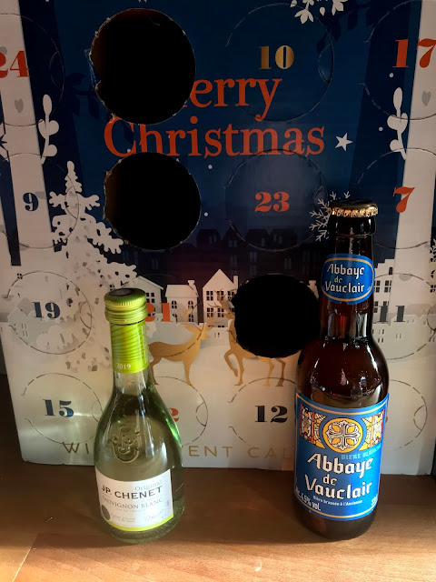 French Village Lockdown Diaries day thirty-seven French Trivia Advent calendar day five