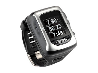Magellan Switch Up GPS Fitness Watch and Mount