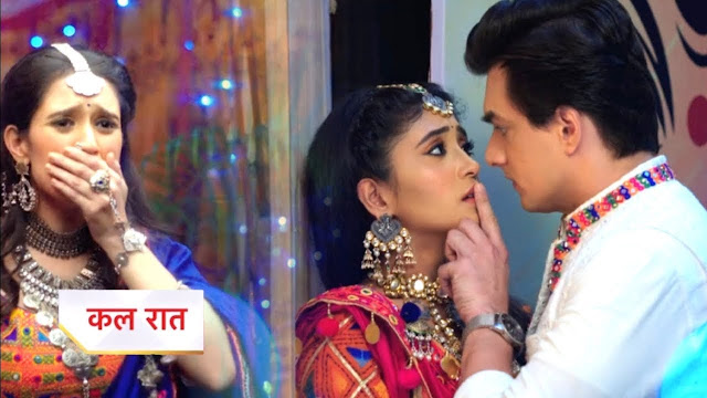 Big Twist : Naira's shocking accident to reveal Kartik's love turns savior in Yeh Rishta Kya Kehlata Hai