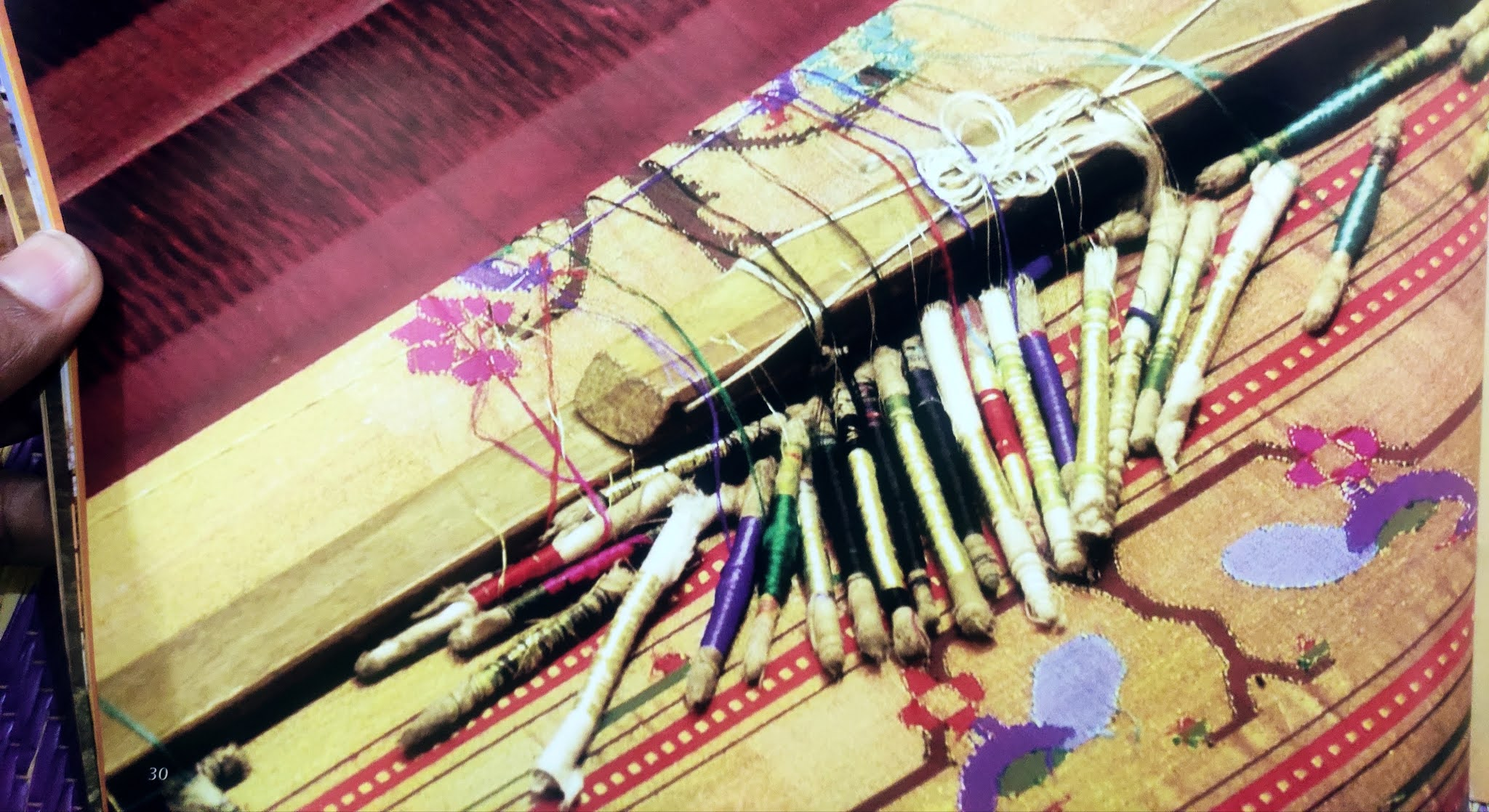 Image contains hand made crafts