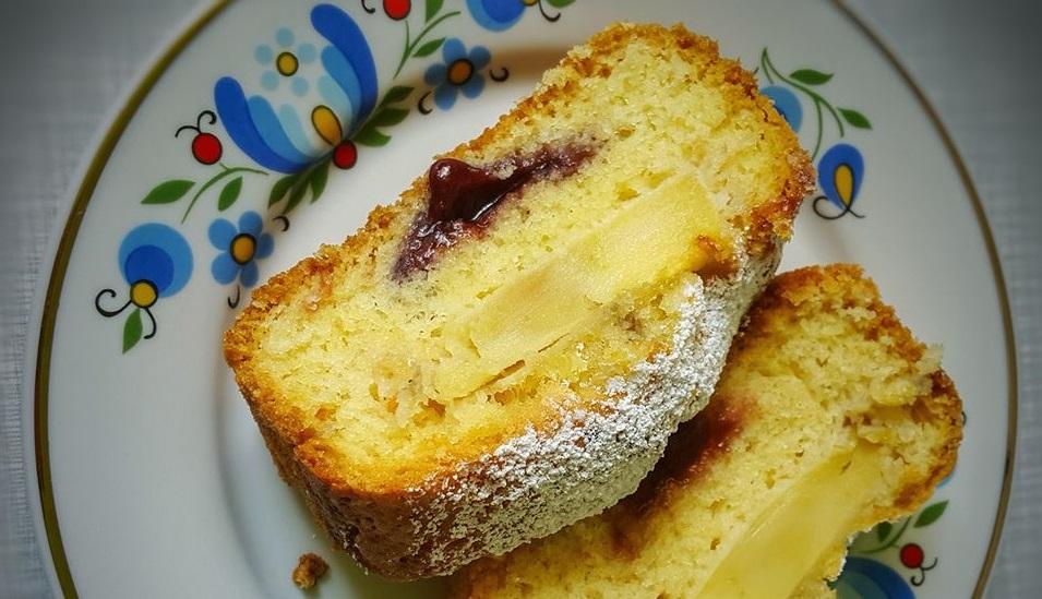 Вкуснейший бабушкин пирог к чаю за 40 минут - пальчики оближешь